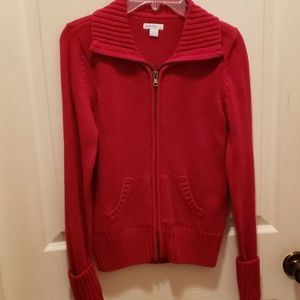 NWOT Red Jacket